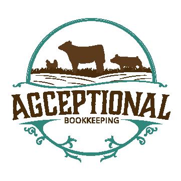 Agceptional LogoDesign CheyenneGarrison AllColors Artboard 3 01